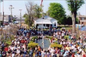 The World Catfish Festival in Belzoni Mississippi