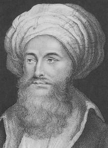 Italian explorer Giovanni Belzoni for whom the city of Belzoni was named.